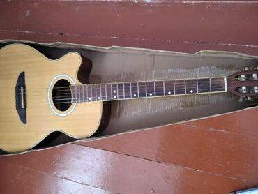 Продается гитара. есть новые запас струны цена: 5 000 сом