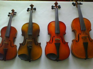 Violine za sve uzraste i potrebe, kako za pocetnike tako i za one koji - Pirot