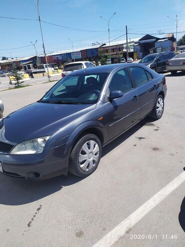 Ford Mondeo 1.8 л. 2002 | 123456 км