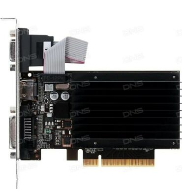GeForce Gt710 на 2048mb. Gdddr3Играл танки. Варфейс. ГТА5, PUBG Lite и