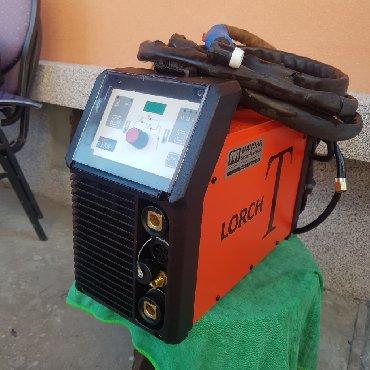 Instrumenti | Crvenka: Aparat Tig za zavarivanje Lorch 220 DC Ispravan aparat sve je original