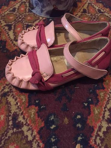 женские туфли кожа в Кыргызстан: Туфли лакированная кожа снутри тоже натуральная кожа размер 33 . 200
