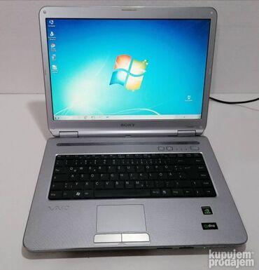 Pcele - Srbija: SONY Intel Core 2 Duo T5500 2x1.66GHz, 4GB, hdd 250GBSONY PCG-715M