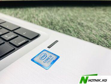 8 компьютеров в Кыргызстан: Ноутбук HP-модель-Probook 450 G4-процессор-core