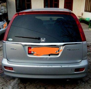 продаю Хонда Стрим 2003 года. в хорошем состоянии. один хозяин. машина в Бишкек