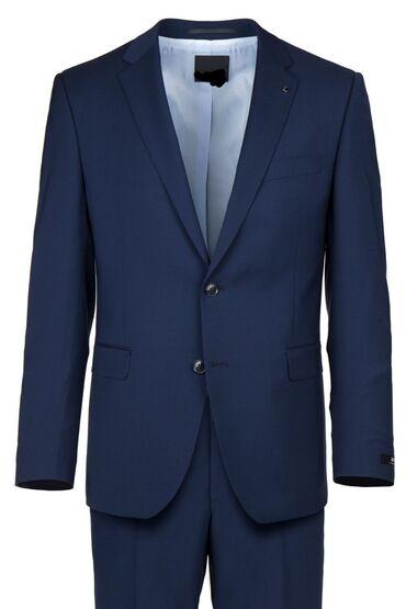 синий dodge в Кыргызстан: Мужской костюм темно синий в стиле дипломат от фирмы SEPTWOLVES
