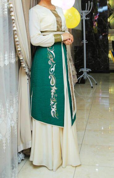 Личные вещи - Маевка: Прокат национального платья от Ademi Art. Сшита на заказ для Кыз Узат