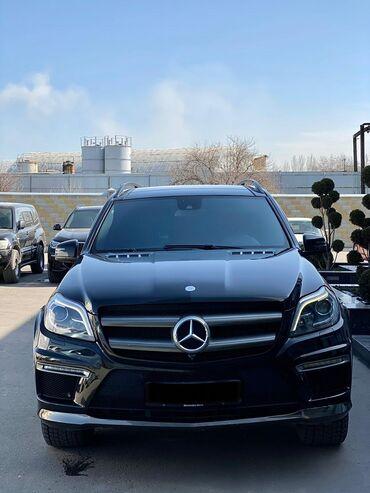 Mercedes-Benz GL-Class 4.7 л. 2012 | 11111 км