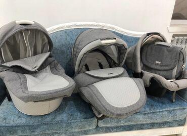 adamex barletta 3в1 в Кыргызстан: Продаю коляску Adamex Barletta (3в 1,+ сумка,дождевиксетка москитная