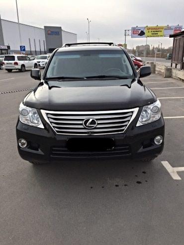 Lexus LX 2009 в Бишкек