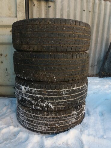 шины r13 в Кыргызстан: 256,65r17 Сняли от Тайота прадо под масло