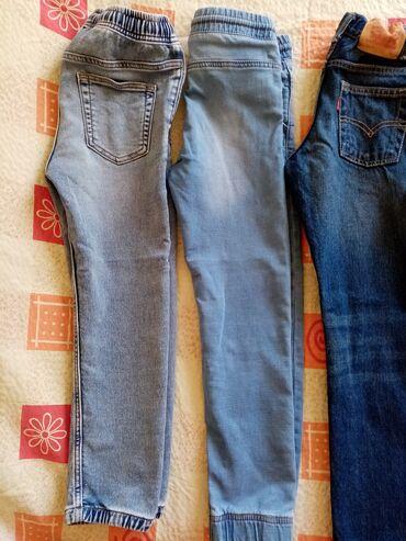 Decije pantalone, velicina 7-8