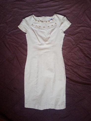 Slonova kost - Srbija: Afrodita haljina boja slonova kost veličina S