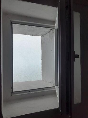 Prozori - Srbija: U veoma dobrom stanju, skoro stavljen i odmah dignut (80x60)