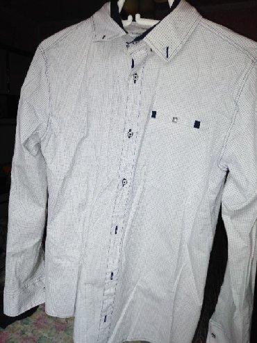 Ostalo | Vranje: Muška slim košulja vel XL