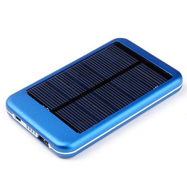 Портативное солнечное з/у power bank solar в Бишкек