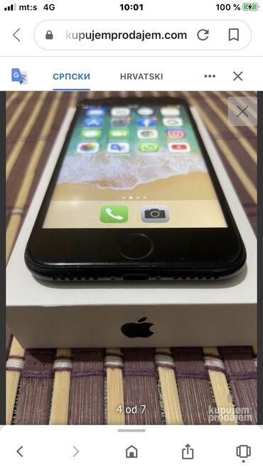 Bmw 7 серия 732i 5mt - Srbija: Polovni iPhone 7 Plus 32 GB Crn