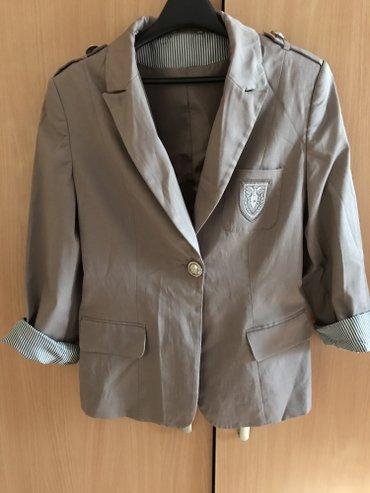 Женский пиджак,Турция,размер 36. Отличный красивый пиджак в Бишкек