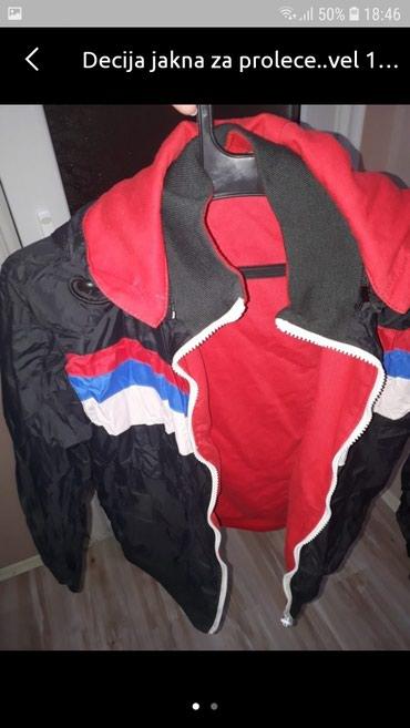Decija jakna vel 10 - Pancevo