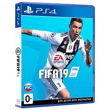 FIFA 19 для PS4 в Бишкек