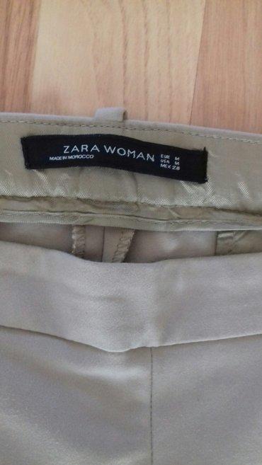 Zara pantalone u super stanju. Velicina m 38 - Smederevo