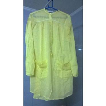 Πουκαμίσα κιτρινοπράσινη Zara Basic μέγεθος SΜεταχειρισμένη σε πολύ