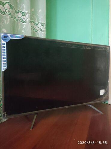 """Электроника в Беловодское: Продаю смарт телевизор с интернетом. Цена 10000 сом. Диагональ 40"""""""
