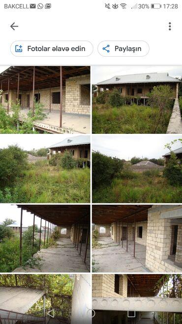 evlərin alqı-satqısı - Şəki: Satış Ev 430 kv. m, 7 otaqlı