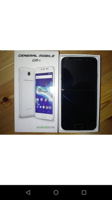 General mobile gm 6 telefonudu 32 yaddaş ram 3 barmag izi var . Sosial