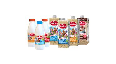 Молоко ультрапастеризованное ВкуснотеевоКомпания «Молвест» -