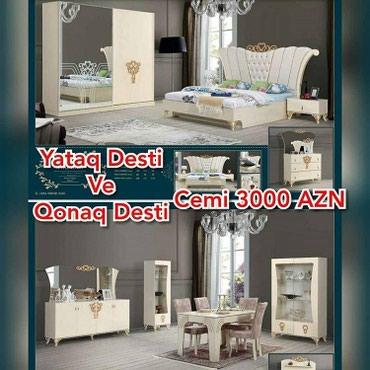 Мебель на заказ в Qobustan