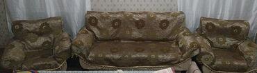 диван и 2 кресла в Азербайджан: Комплекты диван и кресло | Раскладной | 2 кресла