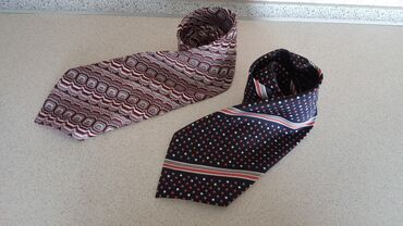 Галстуки б/у мужской аксессуар галстук цена за 2шт 100с