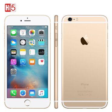 Apple Iphone - Azərbaycan: İşlənmiş iPhone 6s 32 GB Qızılı