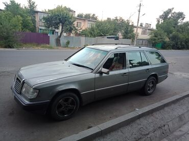Транспорт - Заречное: Mercedes-Benz W124 3 л. 1991 | 300000 км
