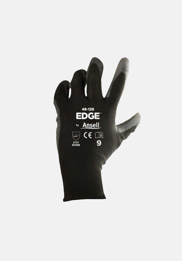 Перчатки EDGE 48-126 нейлоновыеПерчатки ANSELL EDGE 48-126 –