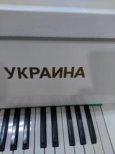 Ukraina Piano satilir.Catdirilma ilə