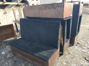 Продаю мебель диван 10шт стол 5шт почти в Джалал-Абад