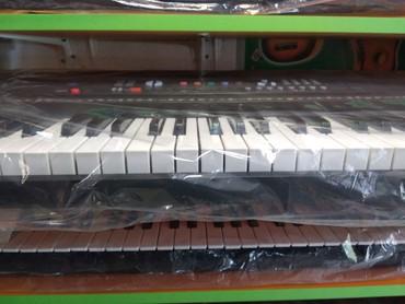 Sintezator piano 5 Oktava həcmində
