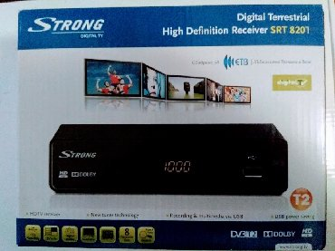 Set top box - Srbija: Ispravan set top box