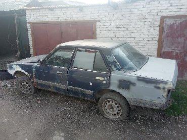 Транспорт в Кыргызстан: Honda Accord 1984
