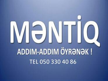 Suruculuk kurslari genclik - Азербайджан: Peşəkar Məntiq kursları Məntiq kursları Hazırlıq istiqamətlərimiz: * B