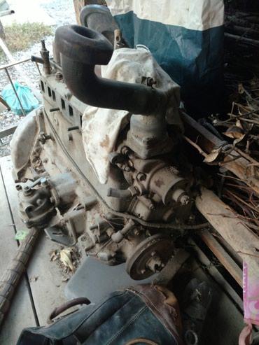 Мотор от Волги газ21 в Массы
