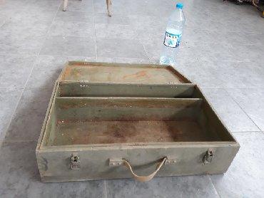 деревянная мозаика в Азербайджан: Ящик для инструментов. Деревянный