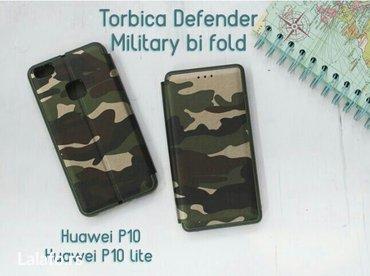 Torbica defender military bi fold za huawei p10 i huawei p10 lite