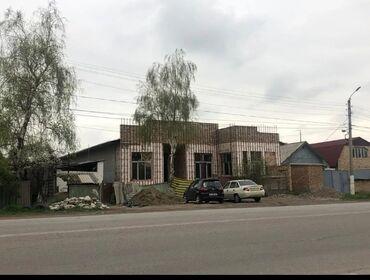 бишкек кап строй в Кыргызстан: Сдаю помещение 500 м2 под бизнес. Капитальная стройка, все черновые ра