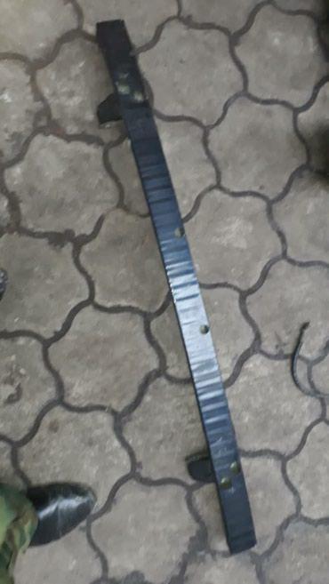 Усилитель бампер на Марк2 Х100 из Японии в Бишкек