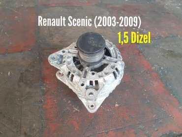 volkswagen дизель в Азербайджан: Renault Scenic 1,5 Dizel Dinamosu