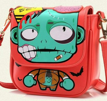 Креативная сумочка Zombie в Бишкек