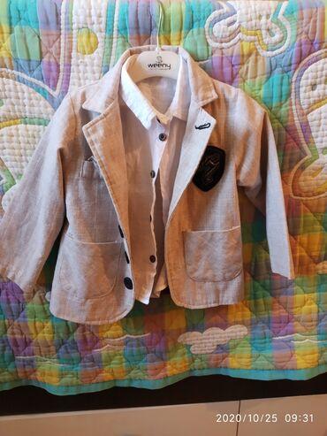 шорти в Кыргызстан: Продаю детские вещи в хорошем состоянии, ростовка 98 см- на три